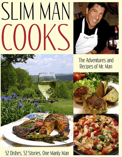 Slim Man Cooks front cover 400x525