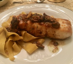 halibut marsala
