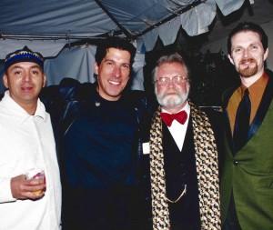 Mombo, Slimbo, The Wiz, John E Coale