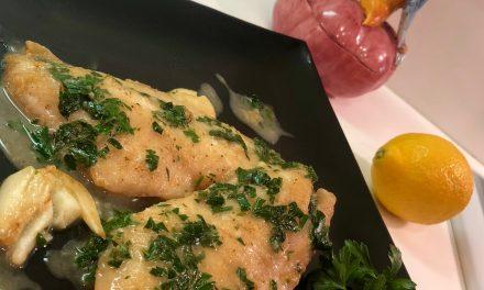 Slim Man Cooks Rockin' Rockfish